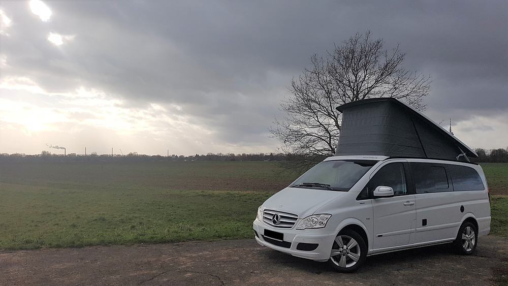 Import Auto Allemagne - Auto Convoi Allemagne - Mercedes Benz Viano Marco Polo 3.0 V6 CDI 224ch