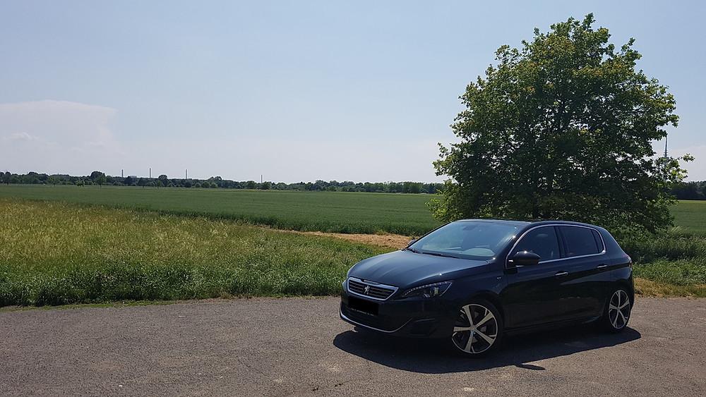 Import Auto Allemagne - Auto Convoi Allemagne - Peugeot 308 GT 2.0 BlueHDI 180ch