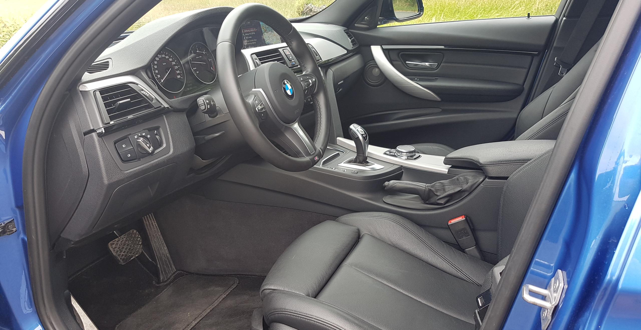 Import Auto Allemagne - Auto Convoi Allemagne -  BMW 330d M Sport Edtion 258ch