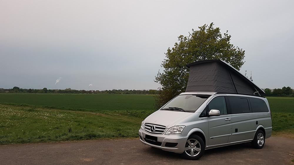 Import Auto Allemagne - Auto Convoi Allemagne - Mercedes Benz Viano Marco Polo 2.2 CDI 163ch