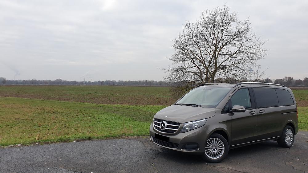 Import Auto Allemagne - Auto Convoi Allemagne -  Mercedes Benz V 220 CDI 4-matic Compact Edition Sport 163ch