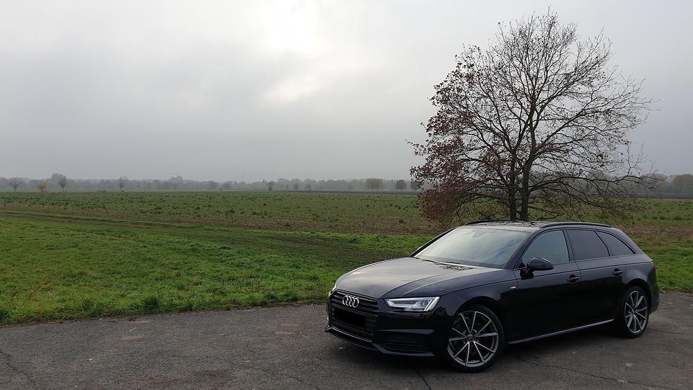 Import Auto Allemagne - Auto Convoi Allemagne - Audi A4 Avant S-Line 2.0 TFSI Ultra 190ch