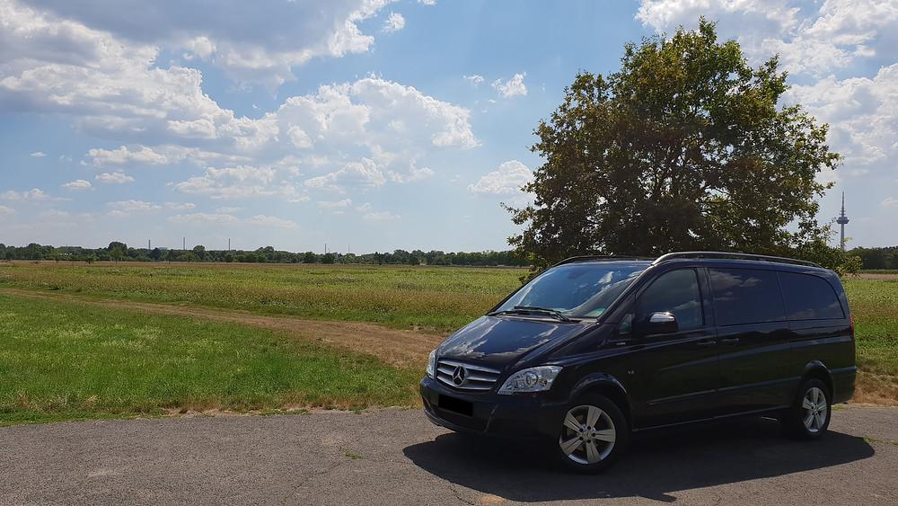 Import Auto Allemagne - Auto Convoi Allemagne - Mercedes Benz Viano long Ambiente 3.0 V6 CDI 224ch
