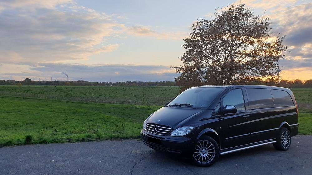 Import Auto Allemagne - Auto Convoi Allemagne - Mercedes Benz Viano long Fun 3.0 CDI 204ch