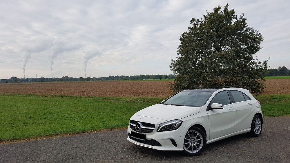 Import Auto Allemagne - Auto Convoi Allemagne -  Mercedes Benz A 180 Urban 122ch