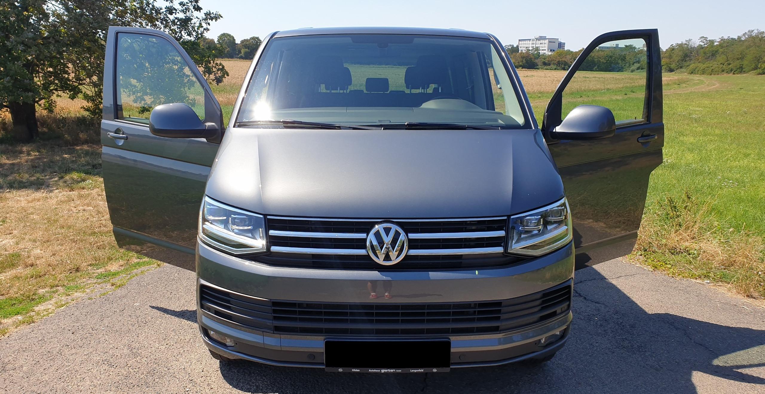 Import Auto Allemagne - Auto Convoi Allemagne - Volkswagen T6 Multivan Confortline 2.0 TDI 150ch