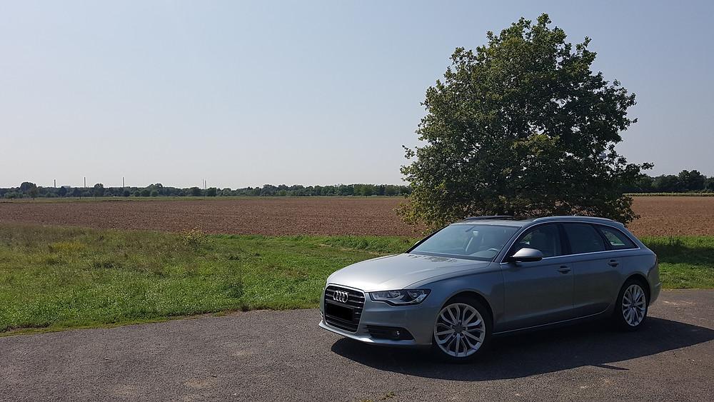Import Auto Allemagne - Auto Convoi Allemagne - Audi A6 Avant 3.0 V6 TDI 204ch