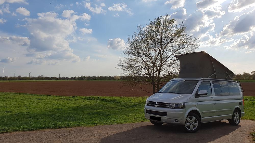 Import Auto Allemagne - Auto Convoi Allemagne - Volkswagen T5 California Europe 2.0 TDI 179ch