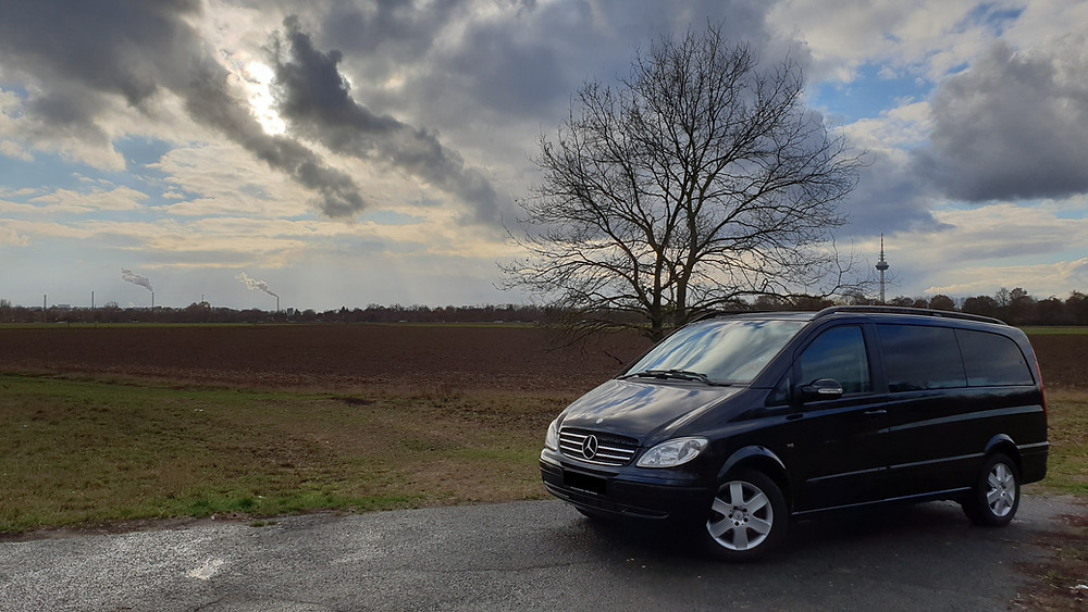 Import Auto Allemagne - Auto Convoi Allemagne - Mercedes Benz Viano long Fun 3.0 V6 CDI 204ch