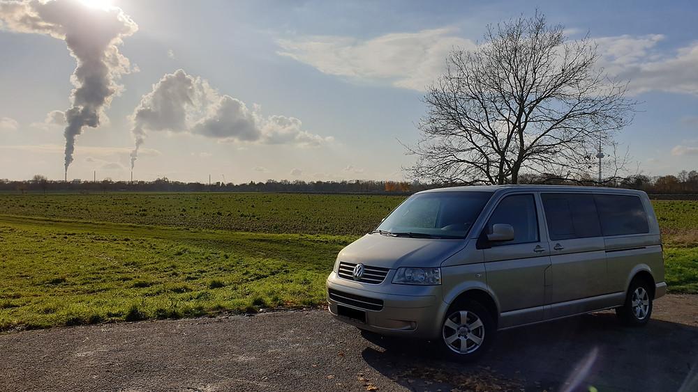 Import Auto Allemagne - Auto Convoi Allemagne - Volkswagen T5 Caravelle long 2.5 TDI 174ch