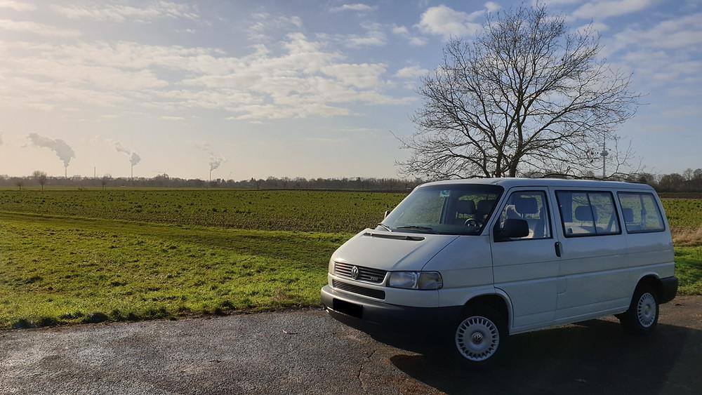 Import Auto Allemagne - Auto Convoi Allemagne - Volkswagen T4 Caravelle 2.5 TDI 102ch