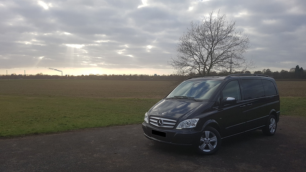 Import Auto Allemagne - Auto Convoi Allemagne - Mercedes Benz Viano Compact Ambiente 3.0 V6 CDI 224ch