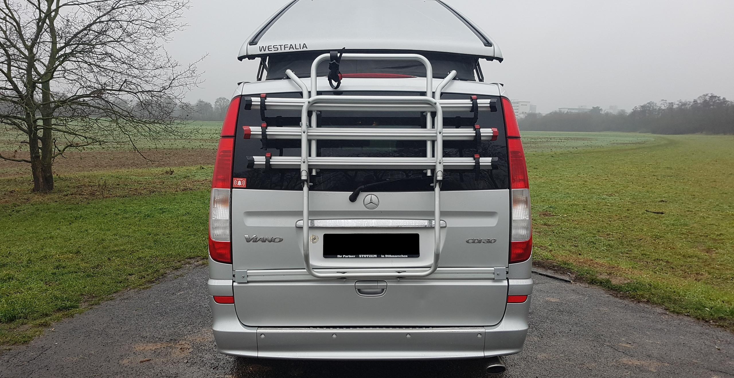 Import Auto Allemagne - Auto Convoi Allemagne - Mercedes Benz Viano Marco Polo X-Clusive 3.0 V6 CDI 204ch