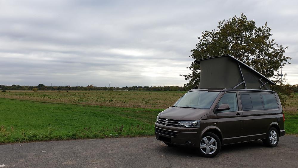 Import Auto Allemagne - Auto Convoi Allemagne - Volkswagen T5 California Confortline 4motion 2.0 TDI 179ch