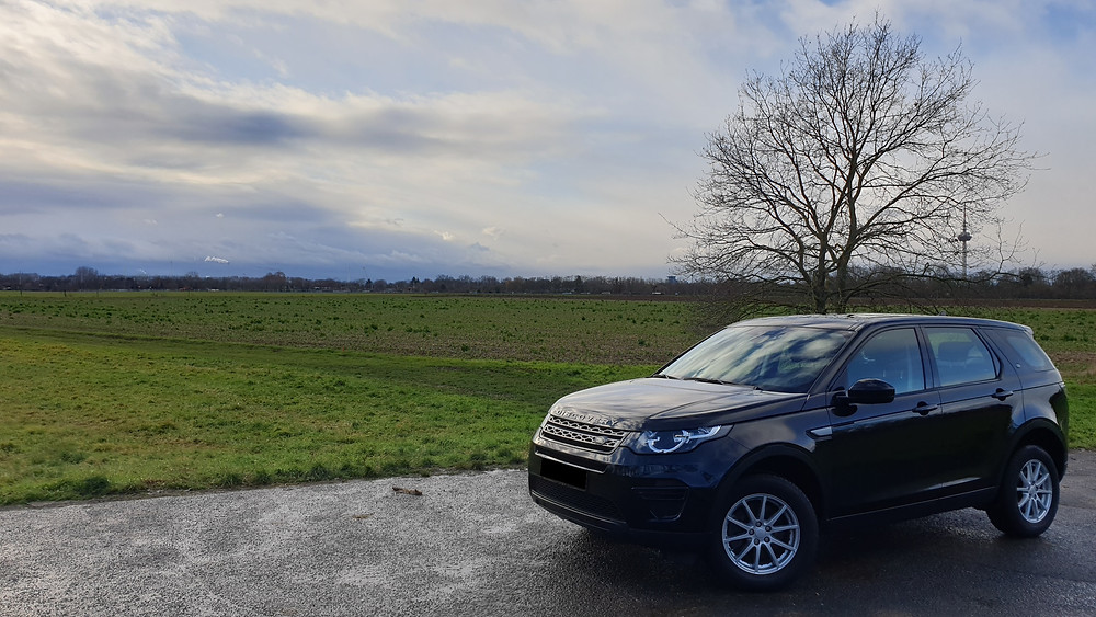 Import Auto Allemagne - Auto Convoi Allemagne - Land Rover Discovery Sport TD4 Pure 150ch