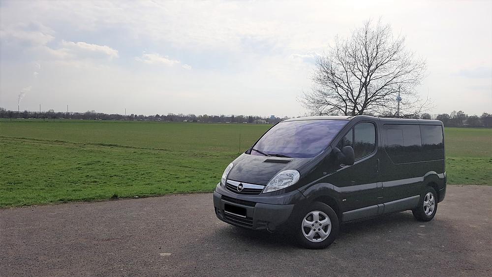 Import Auto Allemagne - Auto Convoi Allemagne - Opel Vivaro Life Westfalia 2.5 CDTI 145ch