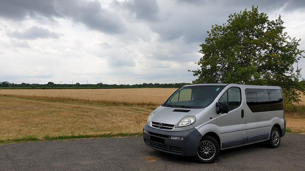 Import Auto Allemagne - Auto Convoi Allemagne - Opel Vivaro Tour 2.0 120ch
