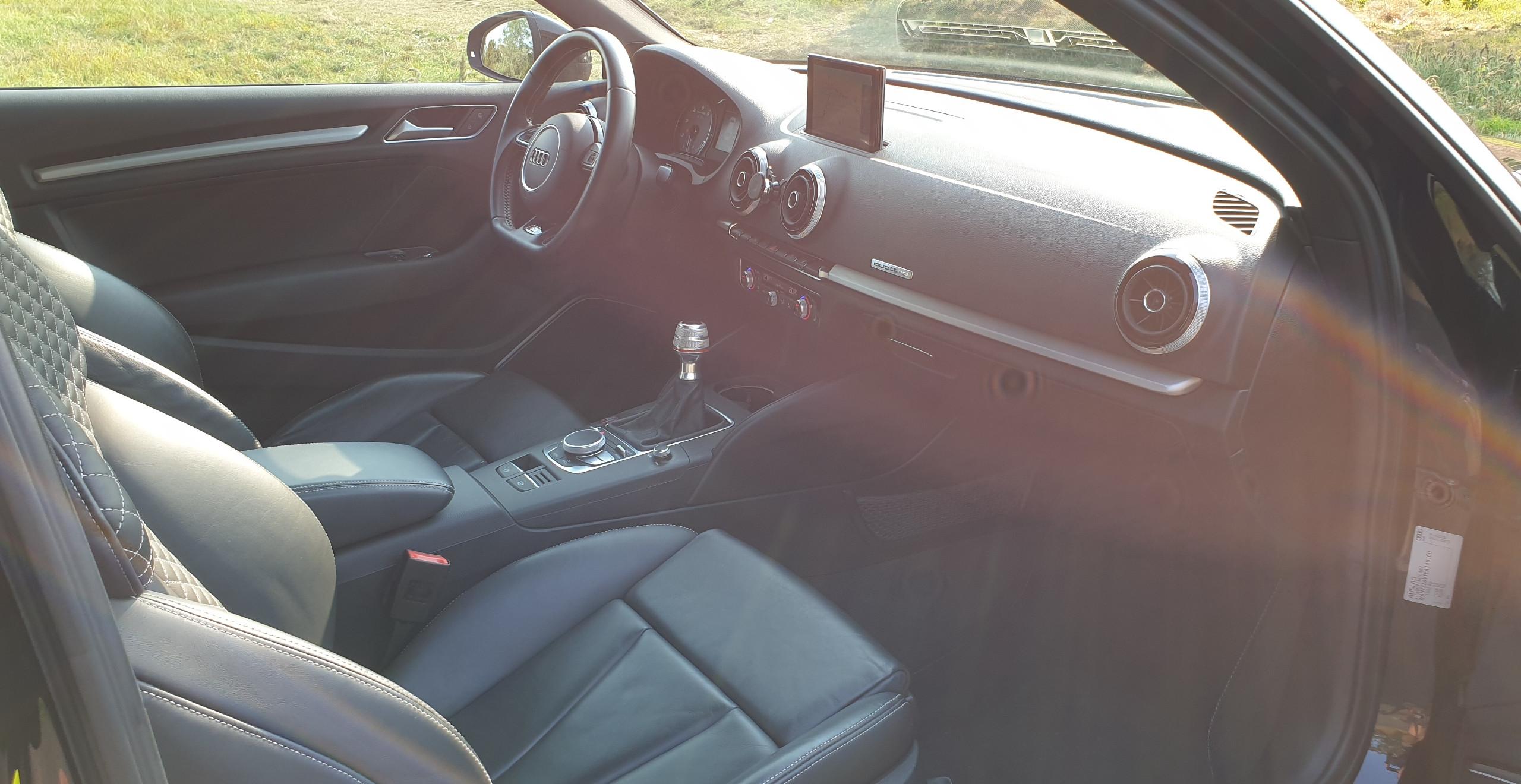 Import Auto Allemagne - Auto Convoi Allemagne -  Audi S3 2.0 TFSI Quattro 300ch