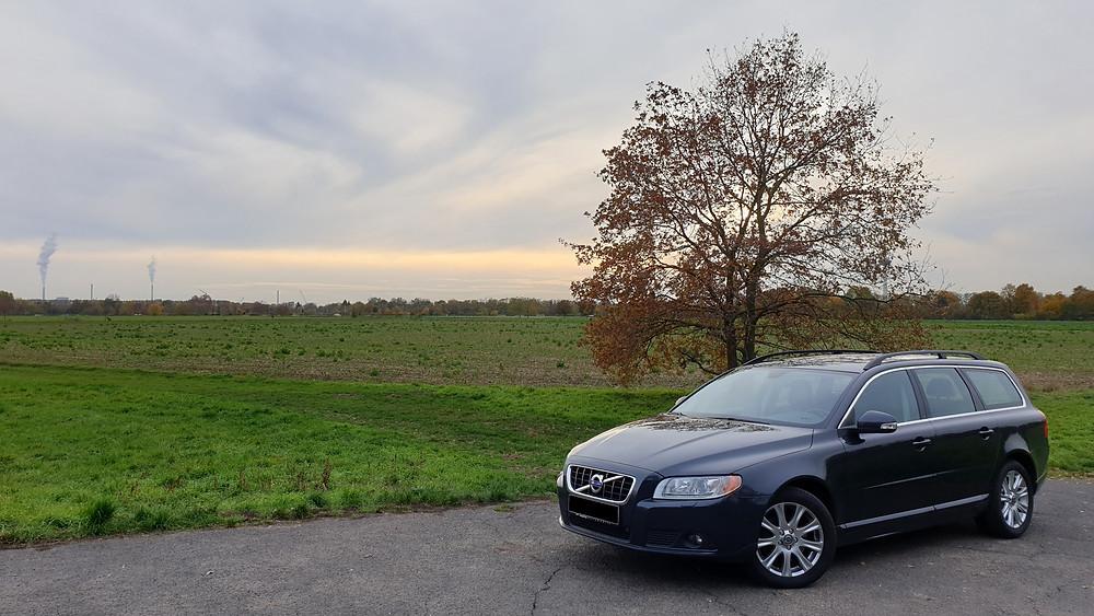 Import Auto Allemagne - Auto Convoi Allemagne - Volvo V70 D3 Momentum 163ch