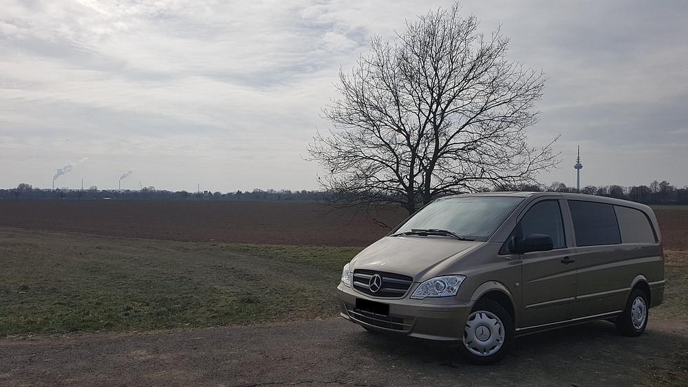 Import Auto Allemagne - Auto Convoi Allemagne - Mercedes Benz Vito Mixto long 122 CDI 224ch
