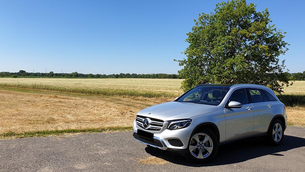 Import Auto Allemagne - Auto Convoi Allemagne - Mercedes Benz GLC 220d 4matic Exclusive 170ch