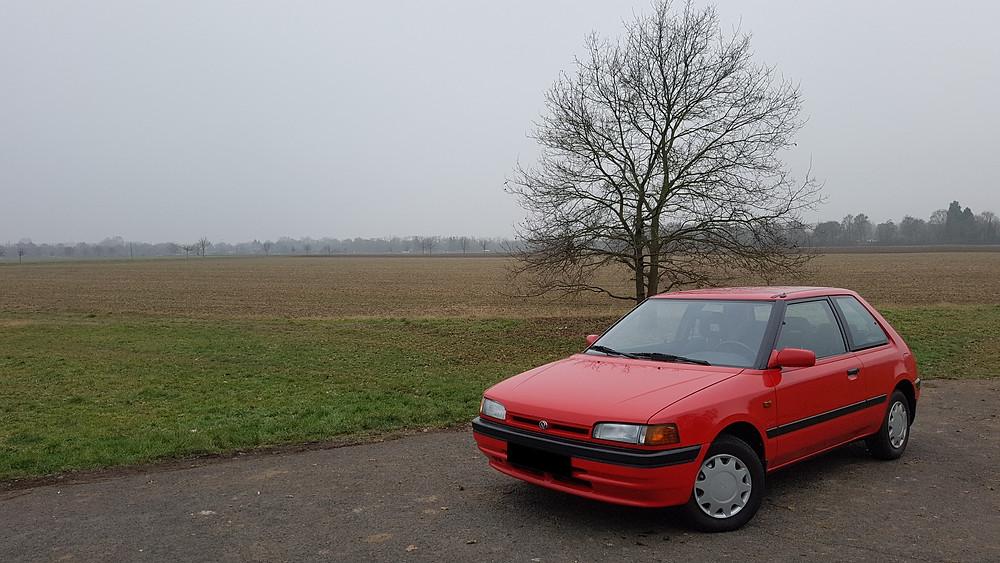 Import Auto Allemagne - Auto Convoi Allemagne - Mazda 323 1.6 16V GLX 88ch