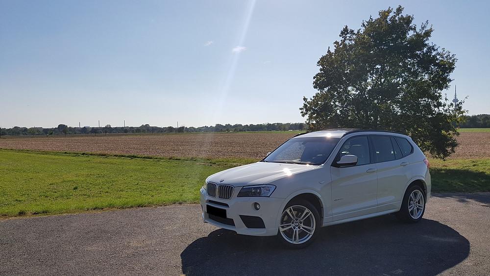 Import Auto Allemagne - Auto Convoi Allemagne -  BMW X3 xDrive30d M Sport Edtion 258ch