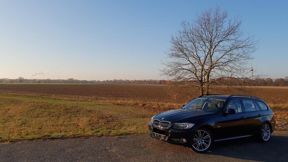 Import Auto Allemagne - Auto Convoi Allemagne - BMW 318i Touring 143ch