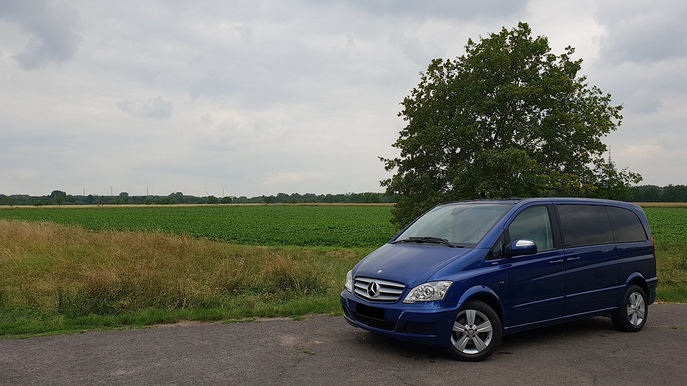 Import Auto Allemagne - Auto Convoi Allemagne - Mercedes Benz Viano Compact Ambiente Edition 3.0 V6 CDI 224ch