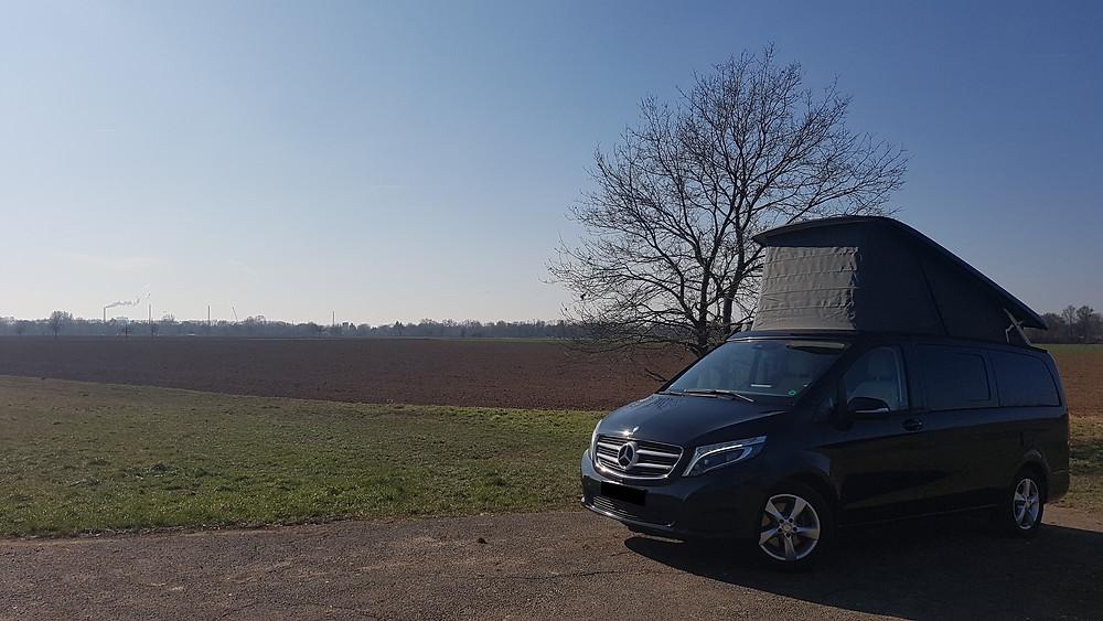 Import Auto Allemagne - Auto Convoi Allemagne - Mercedes Benz Marco Polo Edition 220d 163ch
