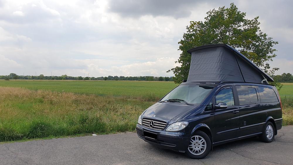 Import Auto Allemagne - Auto Convoi Allemagne - Mercedes Benz Marco Polo 2.2 CDI 150ch