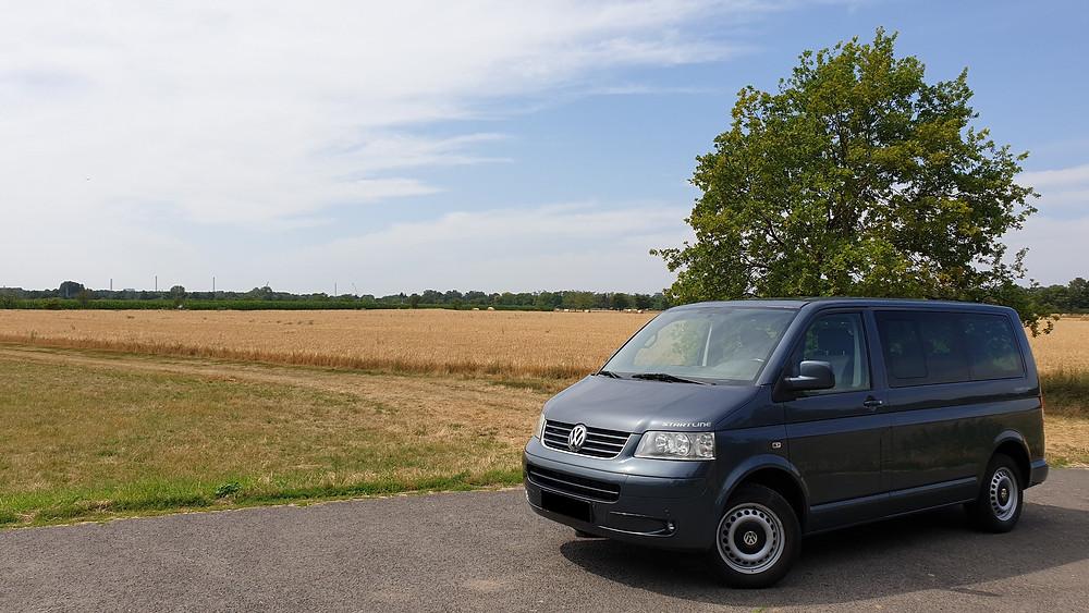 Import Auto Allemagne - Auto Convoi Allemagne - Volkswagen T5 Multivan Startline 2.5 TDI 131ch