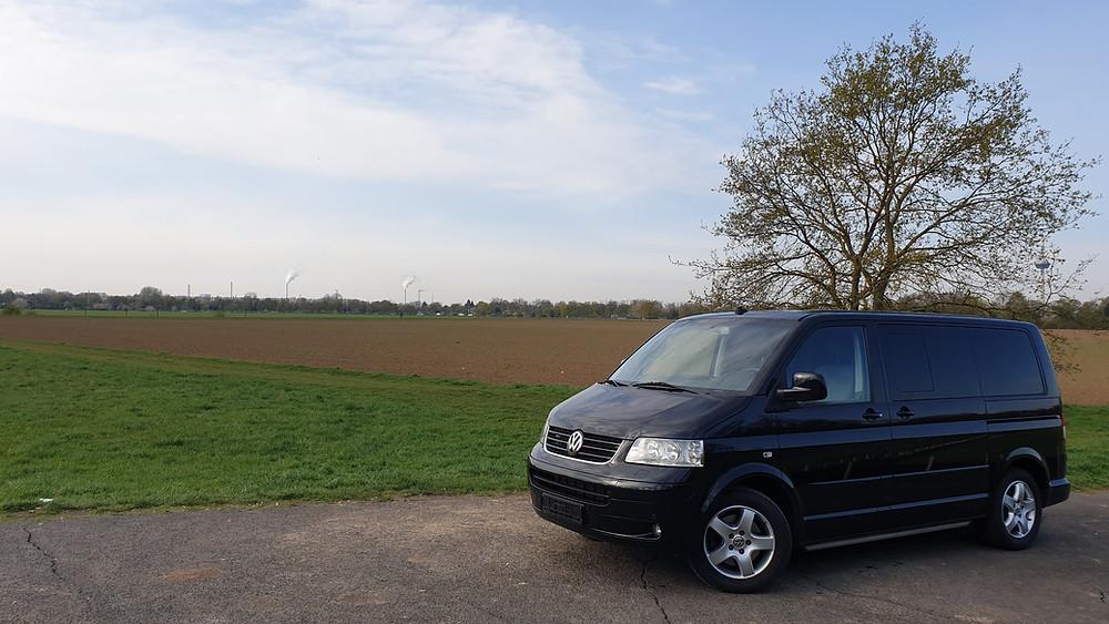 Import Auto Allemagne - Auto Convoi Allemagne - Volkswagen T5 Multivan Confortline 2.5 TDI 174ch