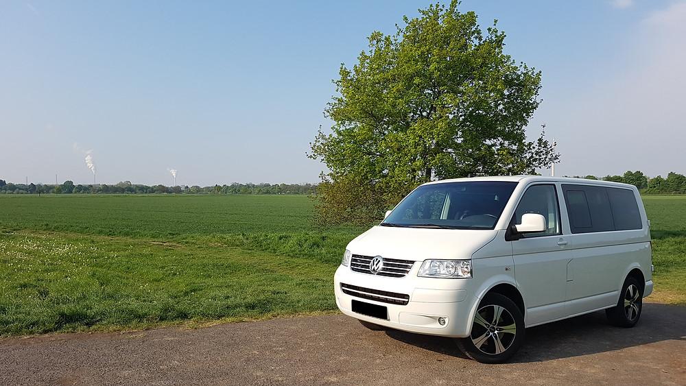 Import Auto Allemagne - Auto Convoi Allemagne - Volkswagen T5 Caravelle Confortline 4motion 2.5 TDI 174ch