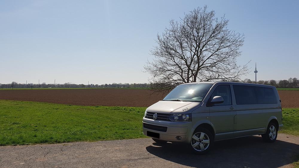 Import Auto Allemagne - Auto Convoi Allemagne - Volkswagen T5 Caravelle long 2.0 TDI 140ch