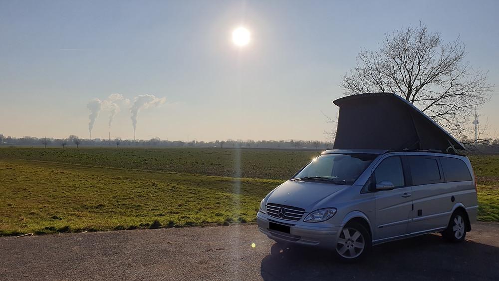 Import Auto Allemagne - Auto Convoi Allemagne - Mercedes Benz Viano Marco Polo 3.0 CDI 204ch