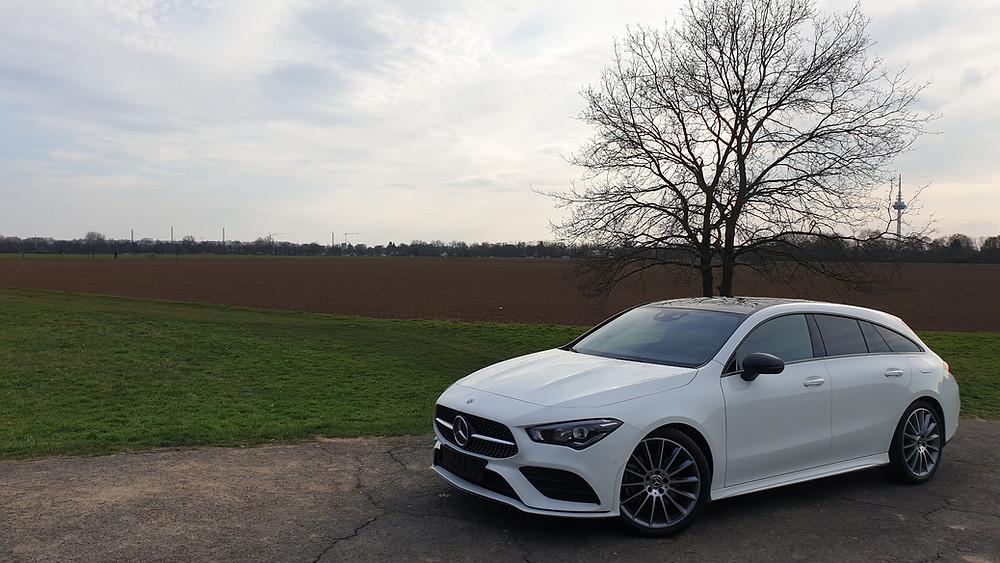 Import Auto Allemagne - Auto Convoi Allemagne -  Mercedes Benz CLA 200 Shooting Brake AMG-Line 163ch