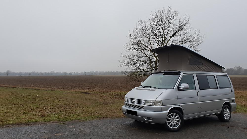 Import Auto Allemagne - Auto Convoi Allemagne - Volkswagen T4 California Generation 2.5 TDI 151ch