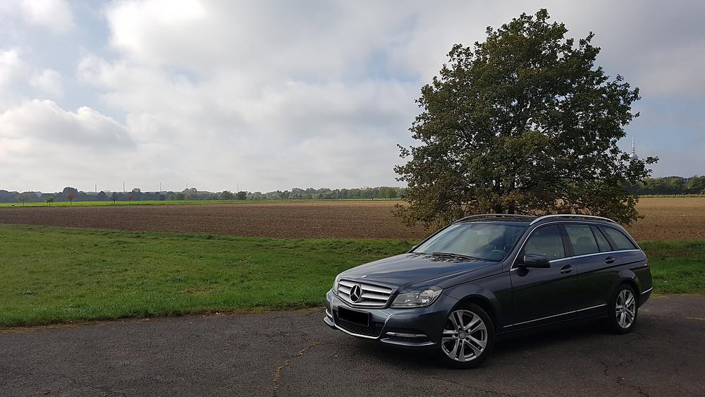 Import Auto Allemagne - Auto Convoi Allemagne - Mercedes Benz C200 CDI T BlueEfficiency Avantgarde 136ch