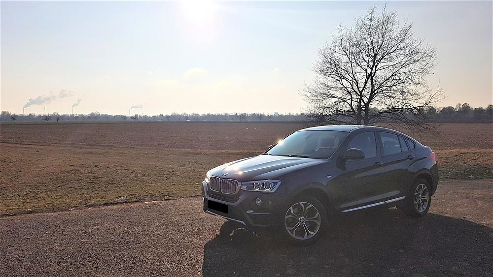 Import Auto Allemagne - Auto Convoi Allemagne -  BMW X4 xDrive30d xLine 258ch