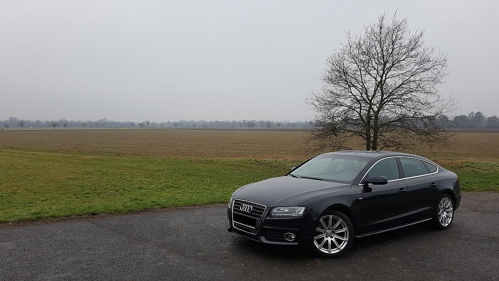 Import Auto Allemagne - Auto Convoi Allemagne - Audi A5 Sportback S-Line 2.0 TFSI 211ch