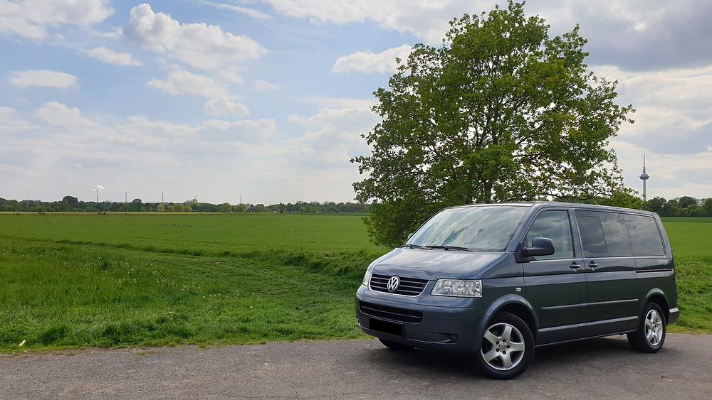 Import Auto Allemagne - Auto Convoi Allemagne - Volkswagen T5 Multivan Cruise 2.5 TDI 174ch