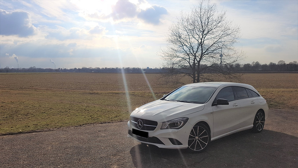 Import Auto Allemagne - Auto Convoi Allemagne - Mercedes Benz CLA Shooting Brake Urban 220 CDI 177ch