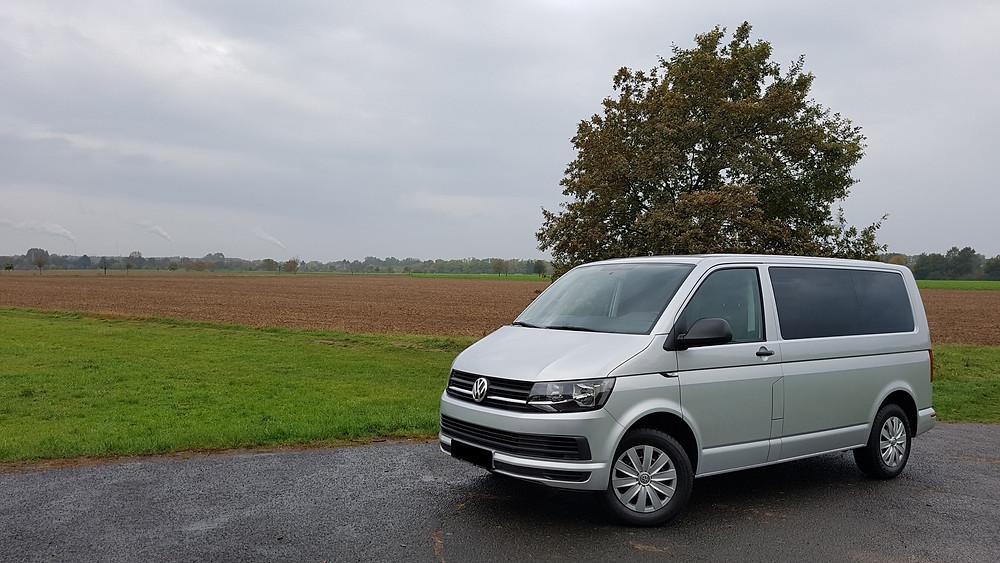 Import Auto Allemagne - Auto Convoi Allemagne - Volkswagen T6 Multivan Trendline 2.0 TDI 150ch
