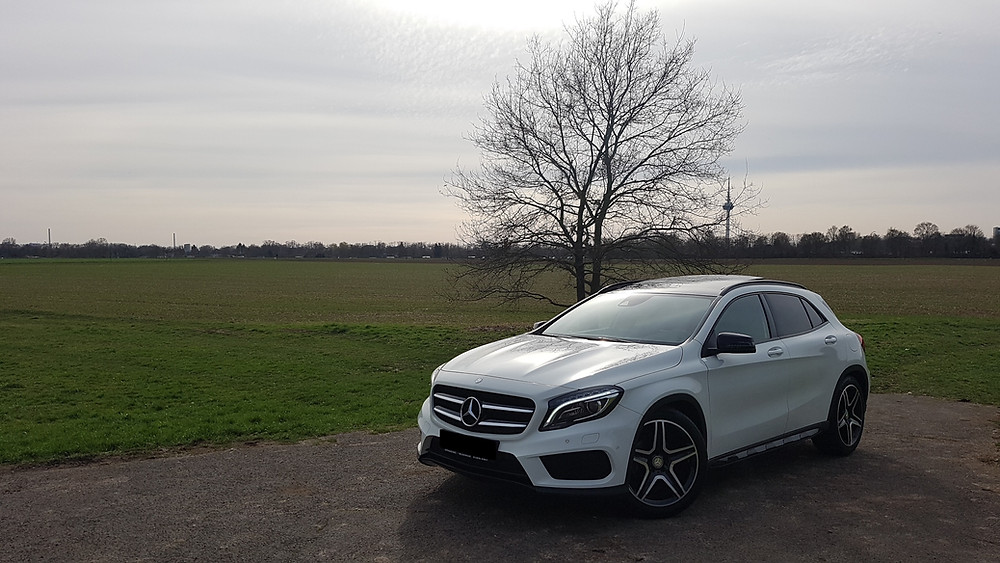 Import Auto Allemagne - Auto Convoi Allemagne - Mercedes Benz GLA 200 AMG Line 156ch