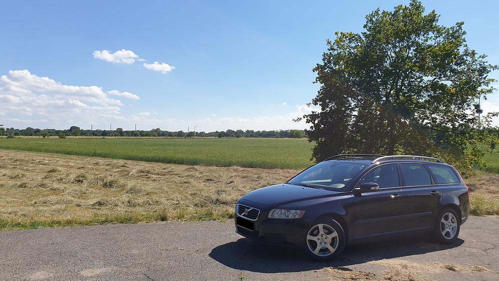 Import Auto Allemagne - Auto Convoi Allemagne - Volvo V50 1.8 Flexifuel 125ch