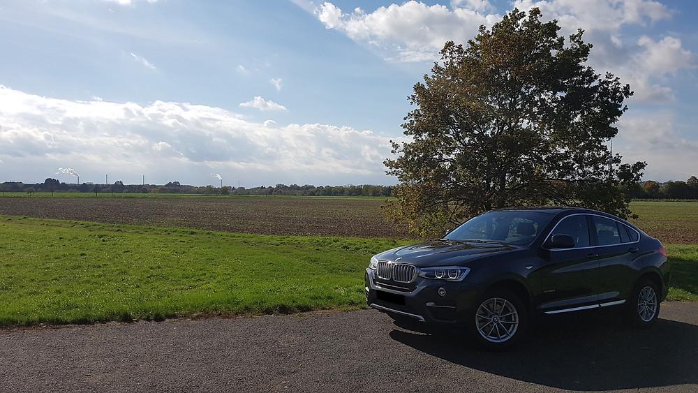 Import Auto Allemagne - Auto Convoi Allemagne -  BMW X4 xDrive20d xLine 190ch