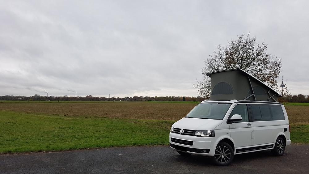 Import Auto Allemagne - Auto Convoi Allemagne - Volkswagen T5 California Edition Generation 2.0 TDI 179ch