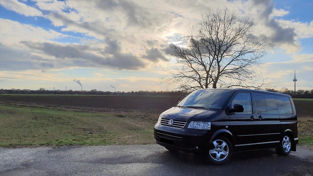 Import Auto Allemagne - Auto Convoi Allemagne - Volkswagen T5 Multivan Highline 3.2 V6 235ch