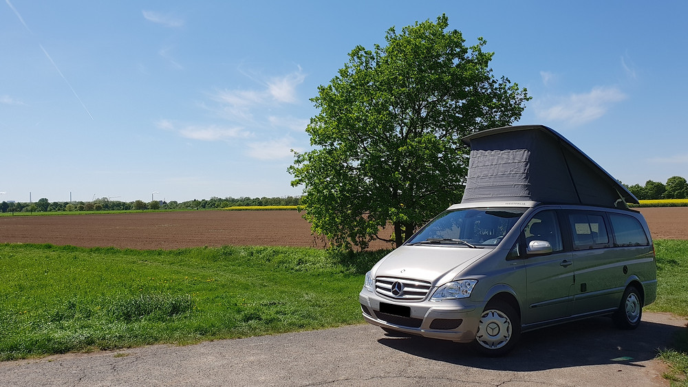 Import Auto Allemagne - Auto Convoi Allemagne - Mercedes Benz Viano Marco Polo 2.0 CDI 136ch